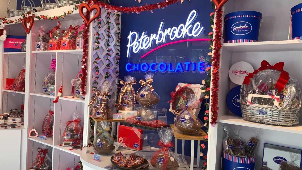 Peterbrooke Chocolate
