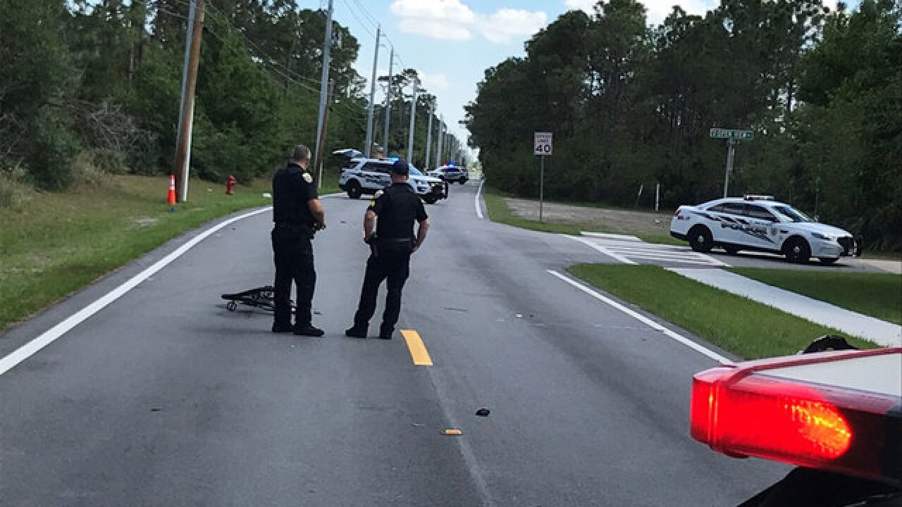 Port St. Lucie man dies after being hit by car