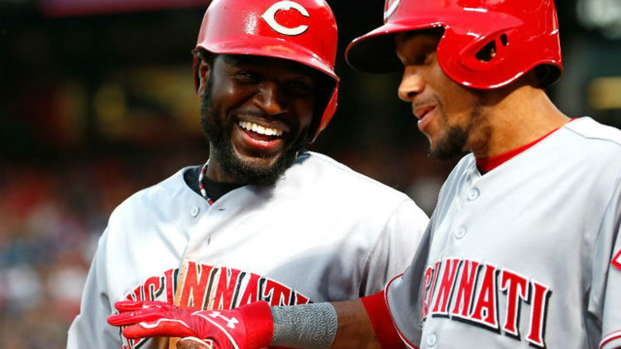 Brandon Phillips thanks Cincinnati fans for 'unconditional love'