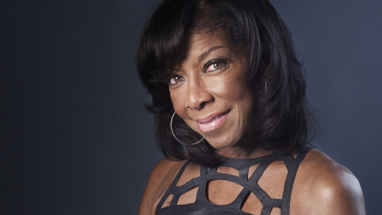 Natalie Cole, master of past and present styles
