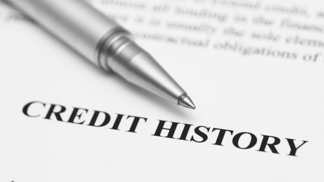 Why you should monitor your credit history