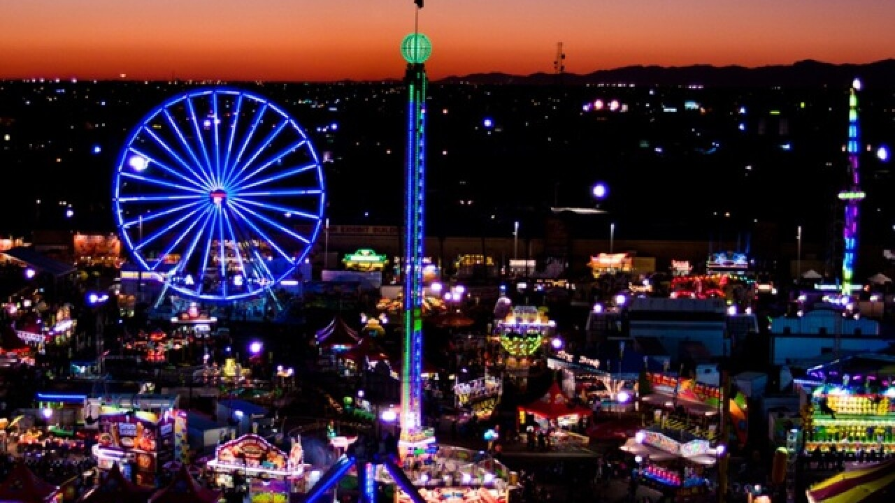 Arizona State Fair: Attendance tops a million though slight decrease compared to 2016