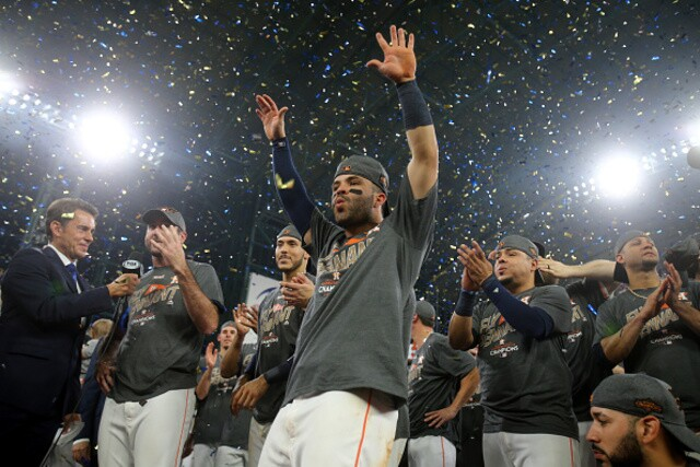 Houston Astros defeat New York Yankees to advance to World Series