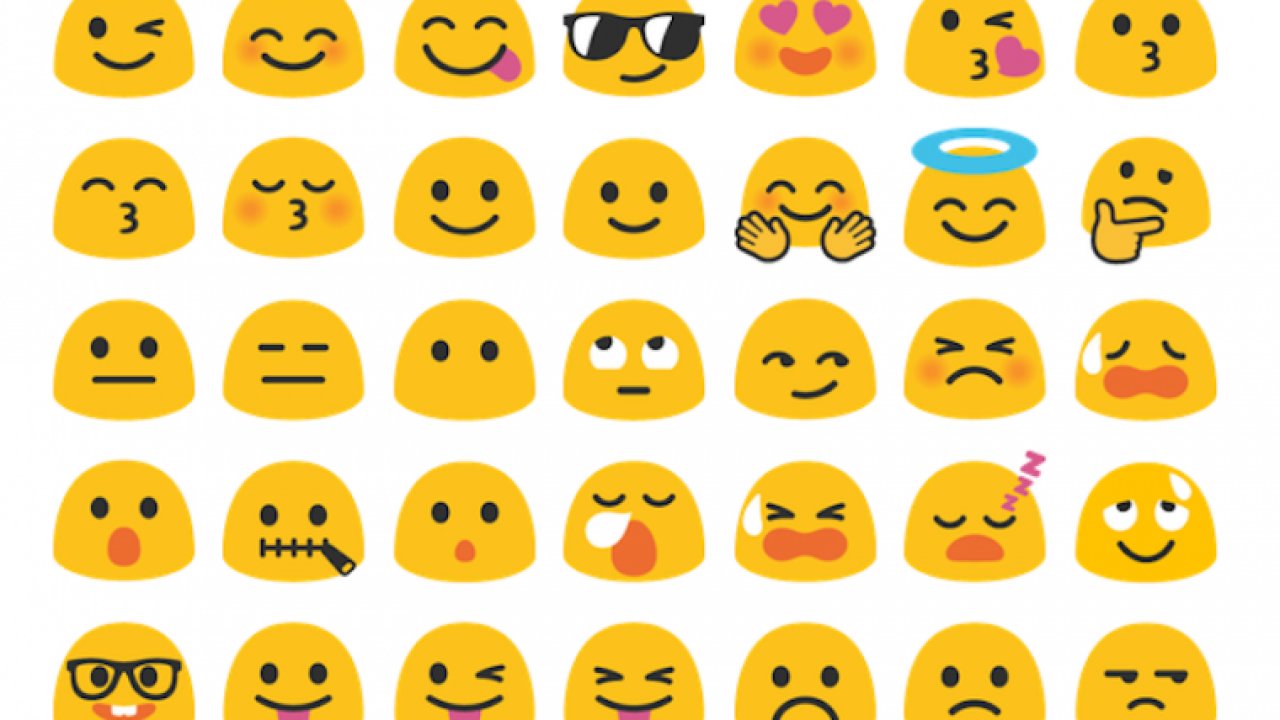 Google kills its hideous blob emojis