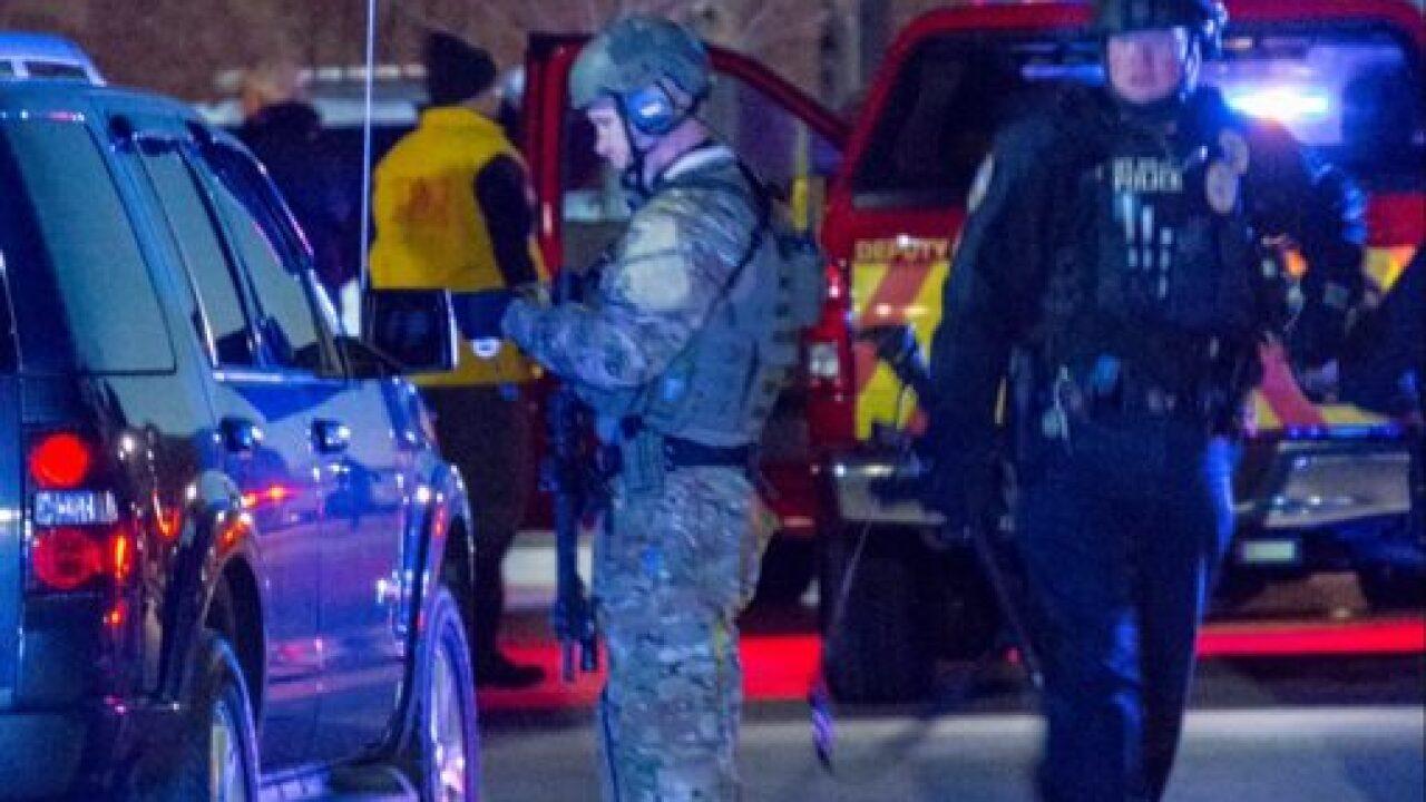 Suspect Arrested After Mt. Juliet Barricade