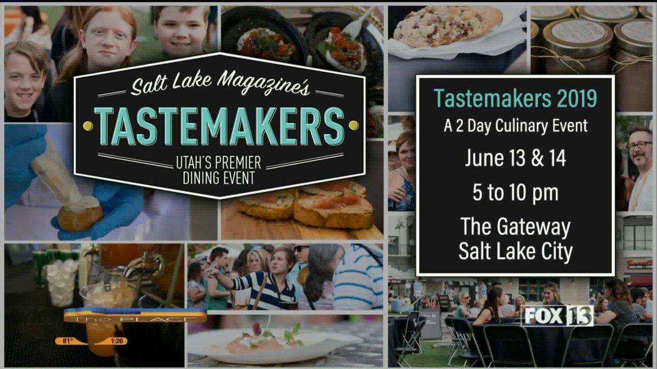 Gluten-free tacos to celebrate Salt Lake Magazine's Tastemakersevent