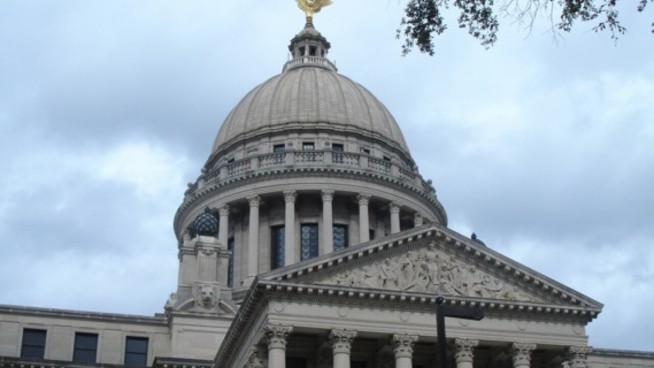 Nooses found at Mississippi state Capitol one day before the special election