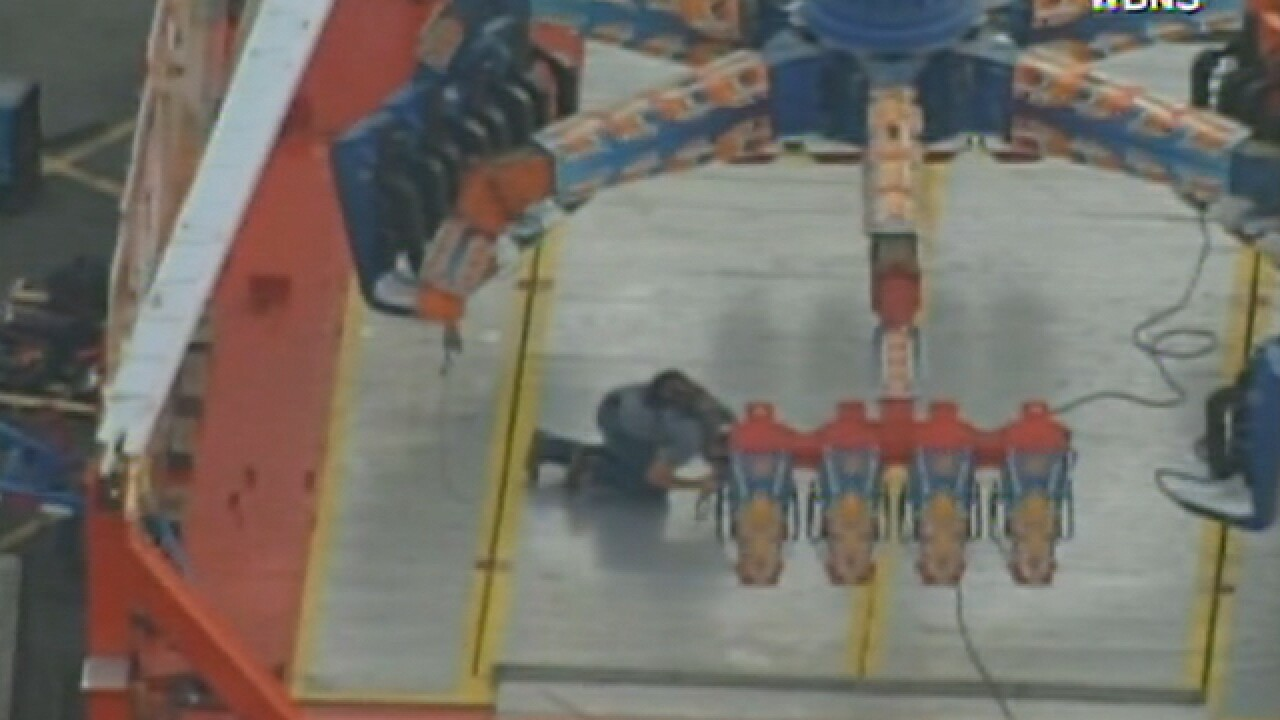Ohio State Fair ends contract with operator of fatal ride