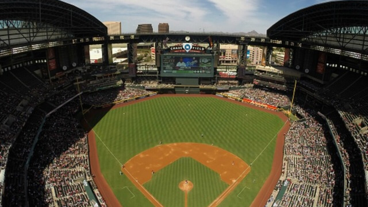 D-backs sue Maricopa county to look into other stadium options