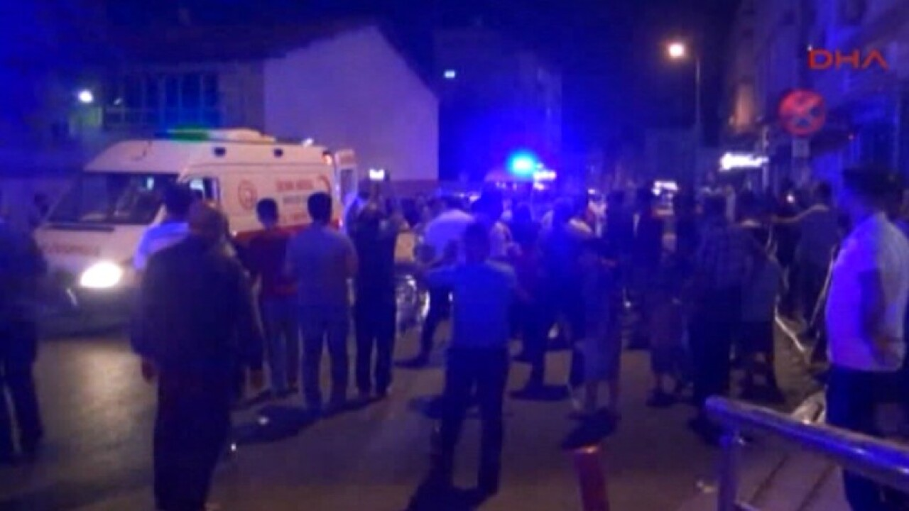 At least 51 dead after blast at wedding in Turkey; suicide bomber was 12-14 years old