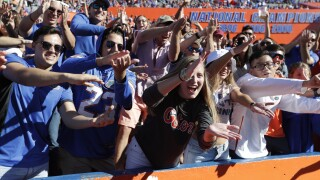 University of Florida does away with 'Gator Bait' chant