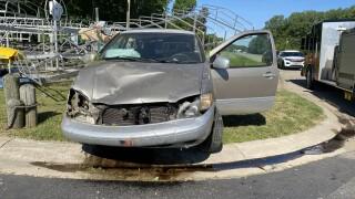 car crash cass county