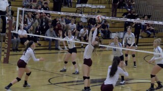 Western B divisional volleyball tournament: Florence, Thompson Falls advance