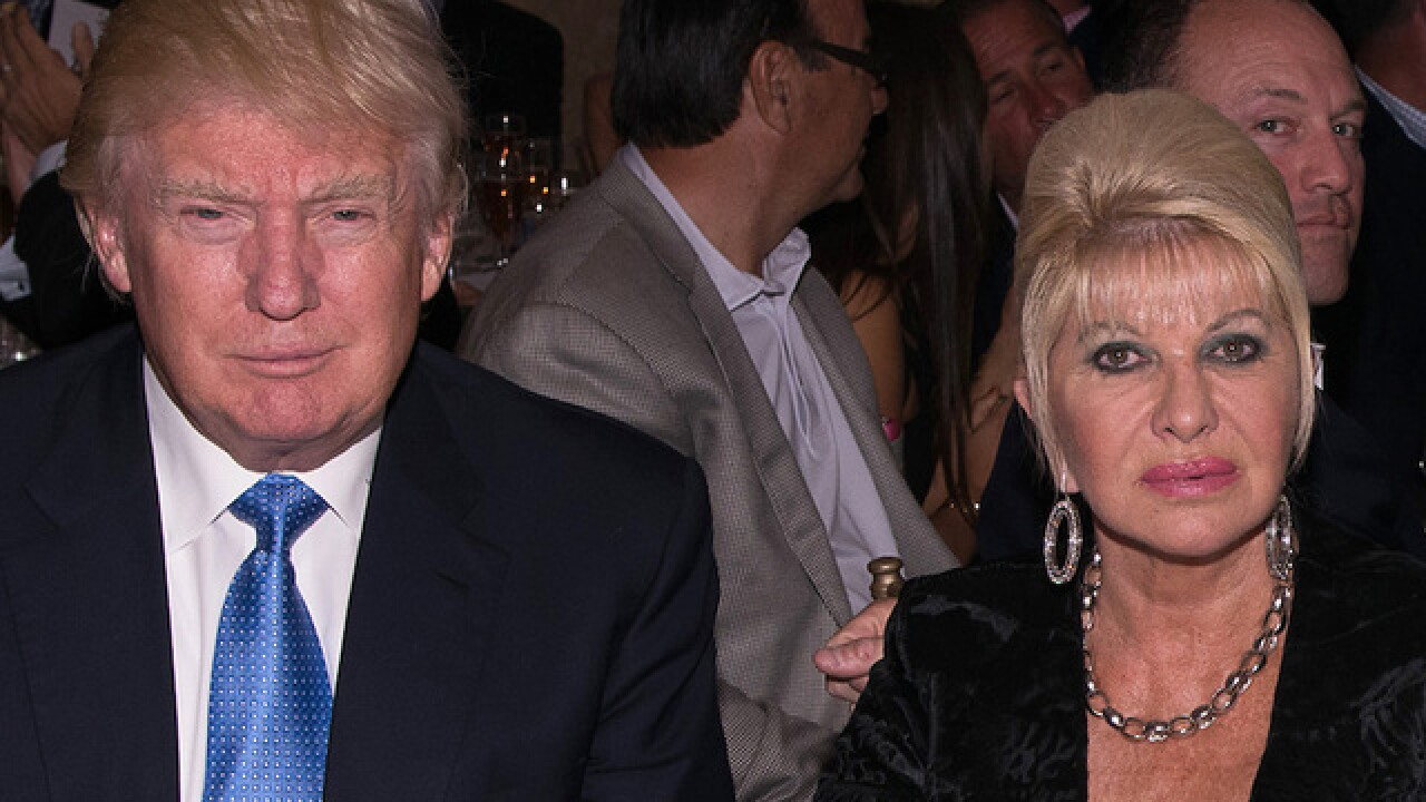 Trump's ex-wife doesn't think he should run for reelection