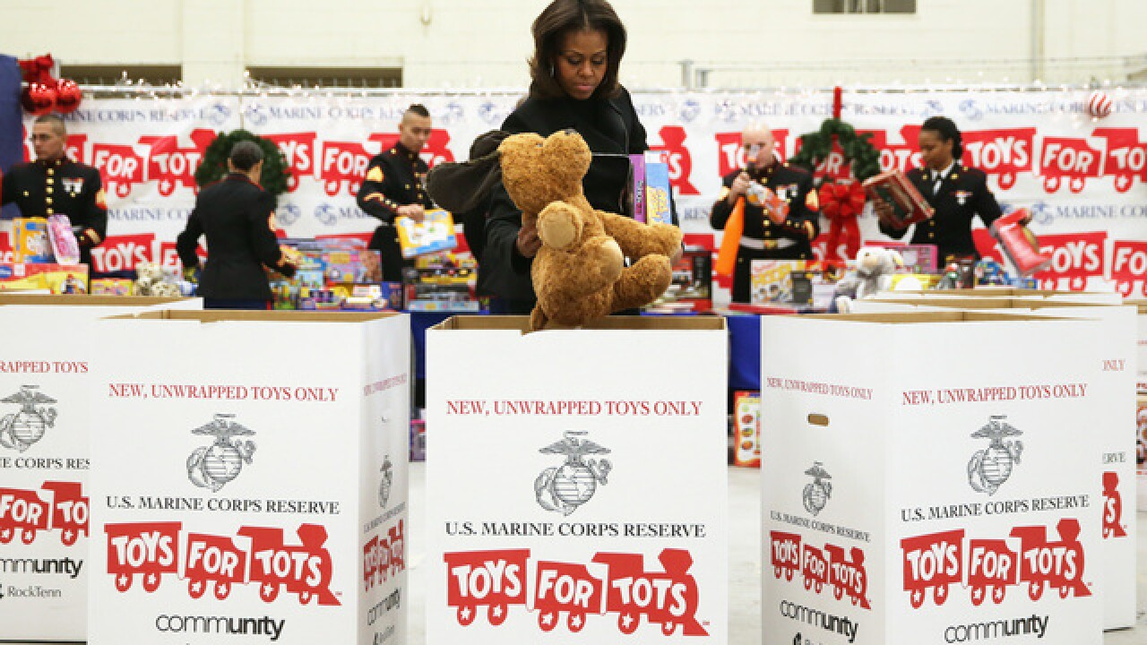 Toys for Tots in Tampa Bay need warehouses