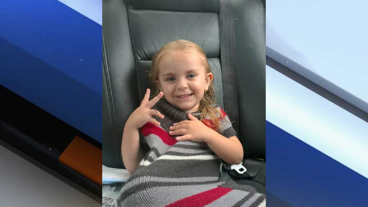 Florida toddler attacked by dog