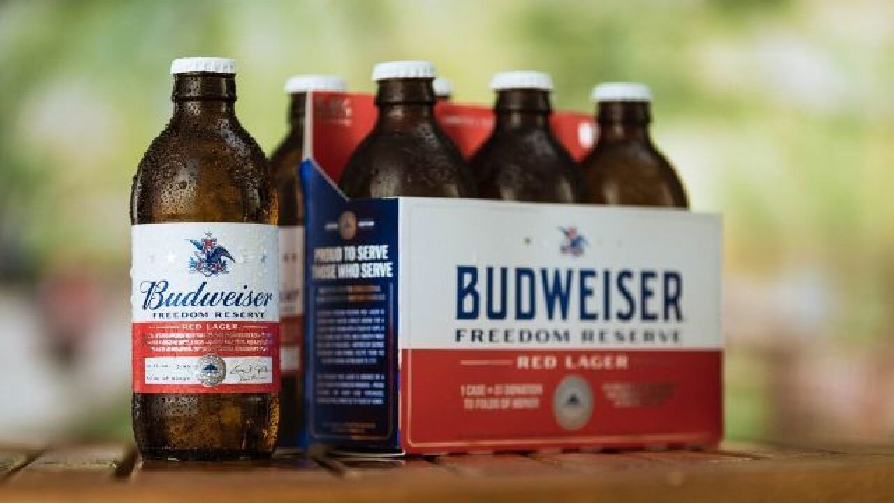 Budweiser is brewing up George Washington's beer