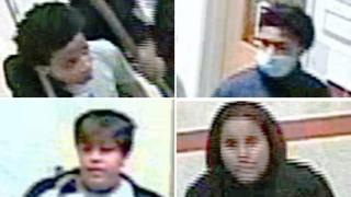 4 sought in Bronx burglary pattern