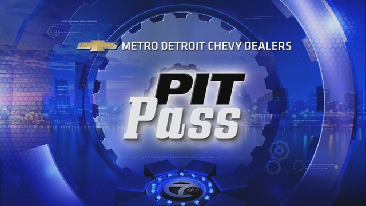 WXYZ Pit Pass Special at the Detroit Grand Prix