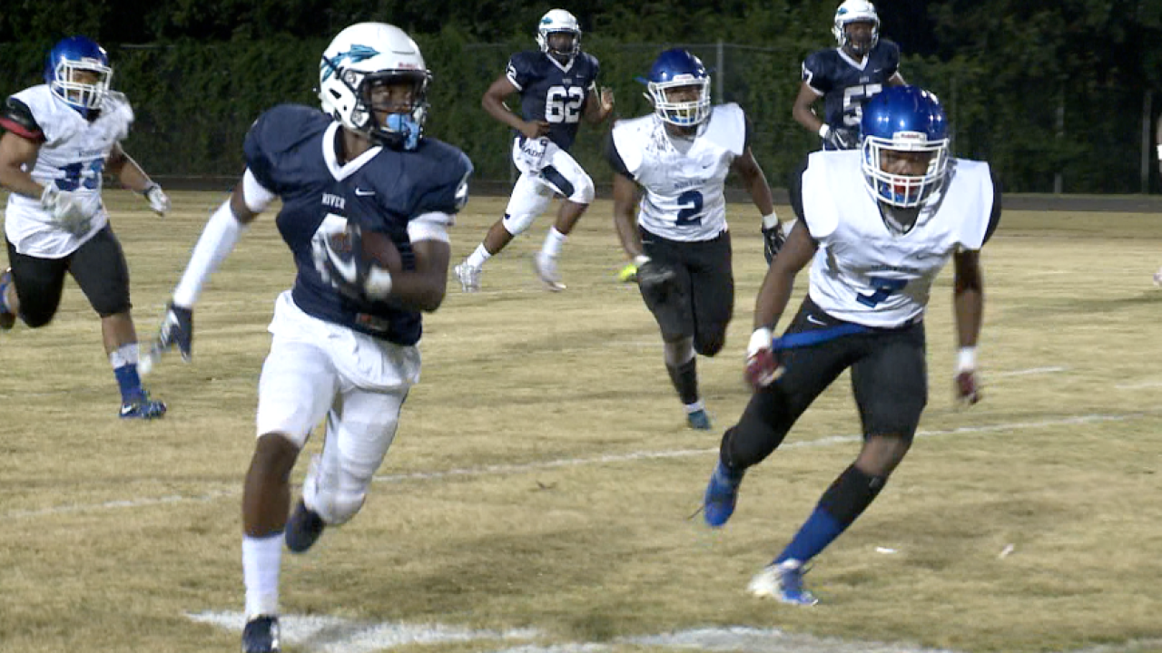 757 Showdown: Indian River rolls past Norview with attitude 53-26 in season opener
