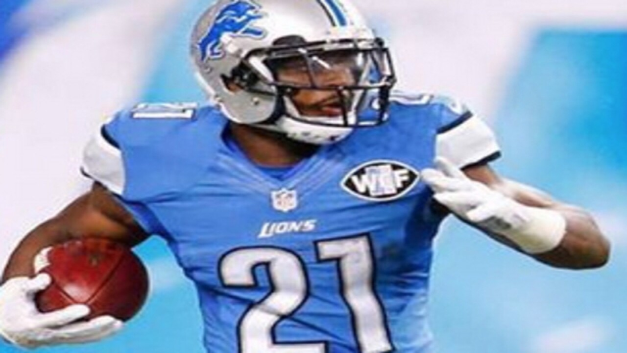 Detroit Lions RB Ameer Abdullah placed on injured reserve