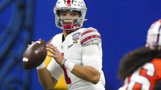 NFL Draft Ear;ly Entrants Football