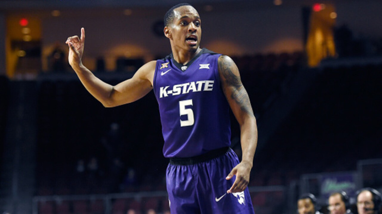 Kansas State moves into a tie for third in the Big 12 with 10-point victory over Texas