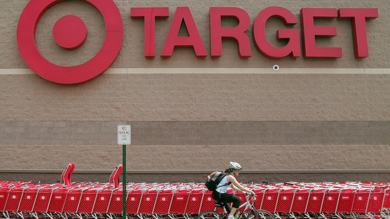 Nurse delivers a baby while shopping at Target