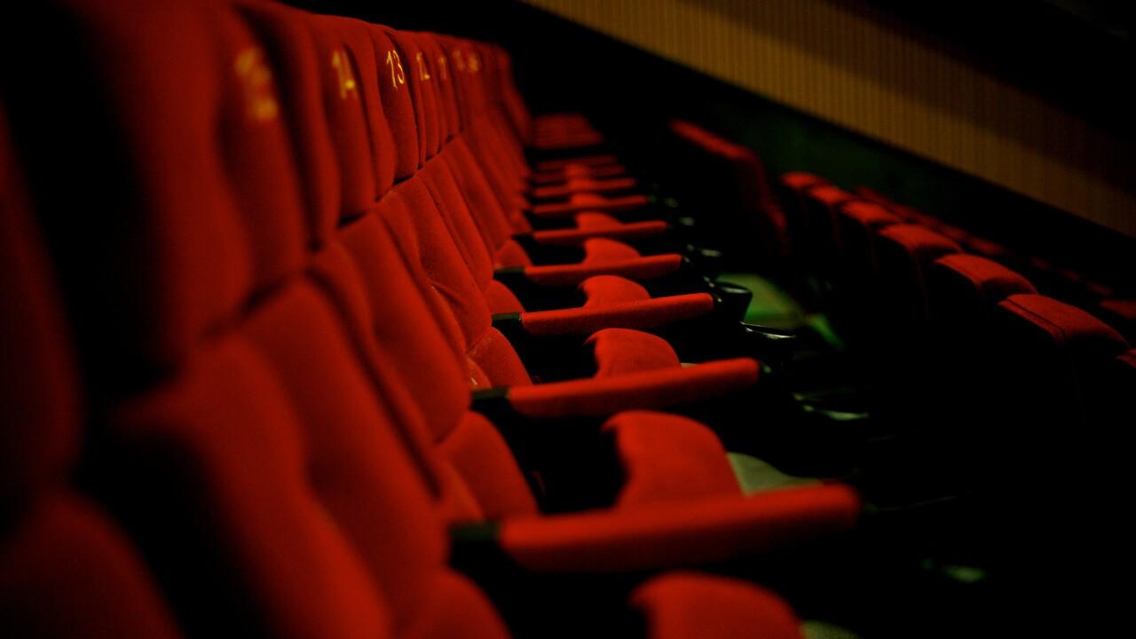 Generic movie theater