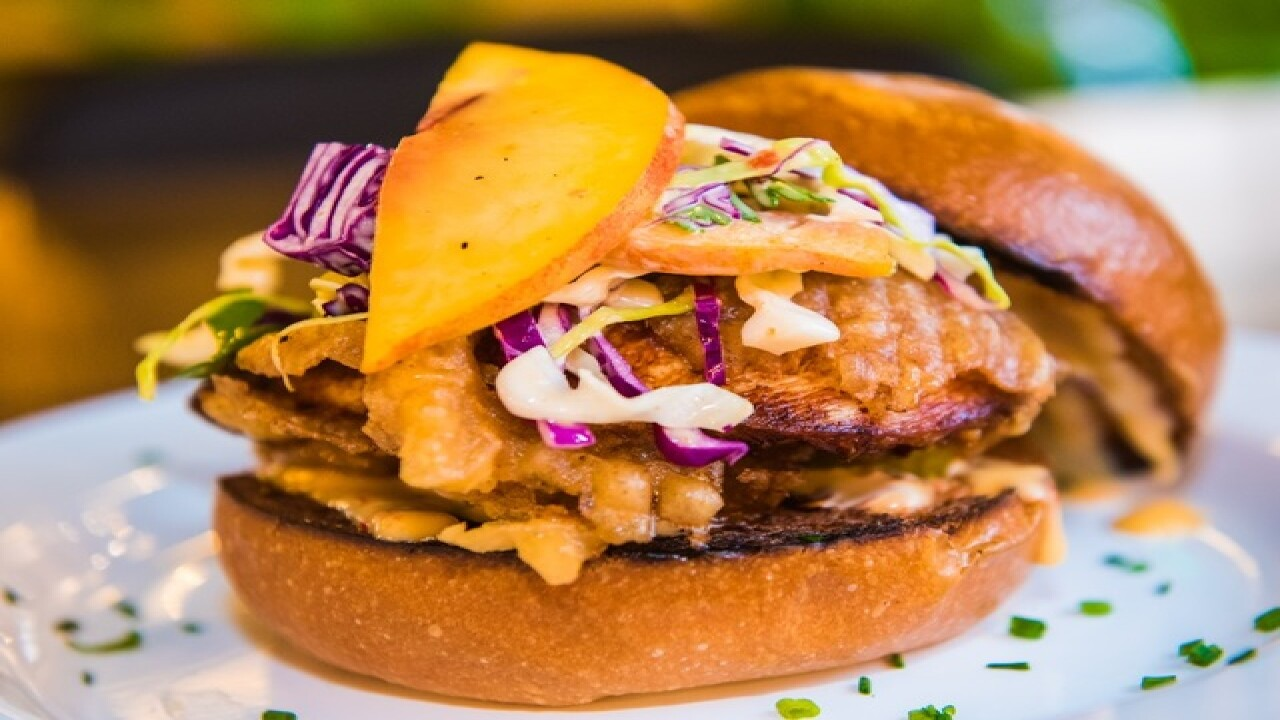 TODAY: New burger joint opens in Scottsdale