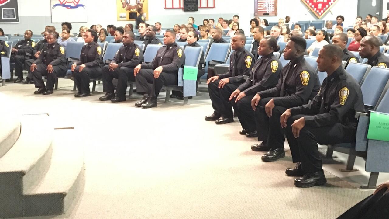 Norfolk Sheriff's Office welcomes 20 newdeputies