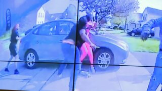 Ma'Khia Bryant fatally shot by police as she attacks a girl with a knife