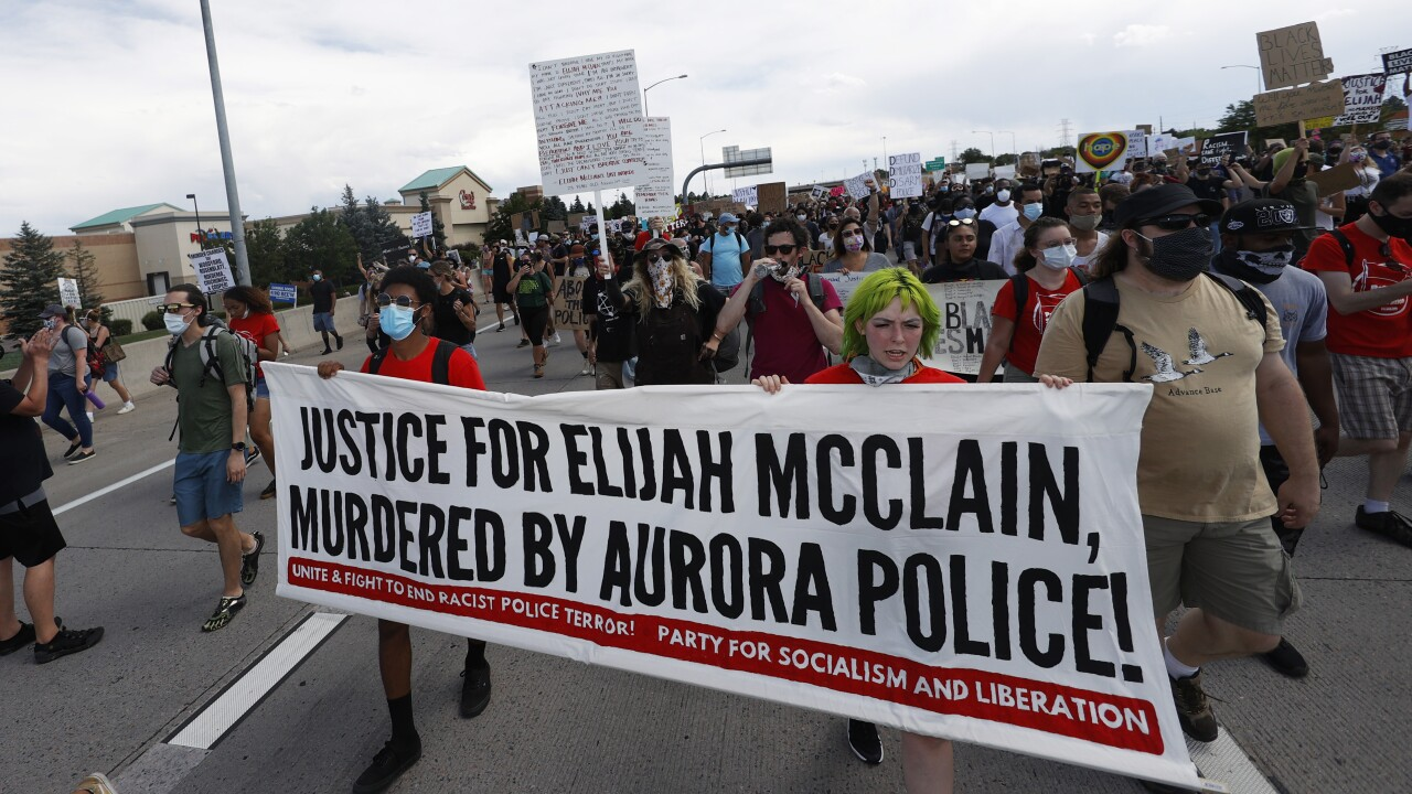 Protesters to demand Aurora Police fire officers involved in Elijah McClain's arrest during Friday rally