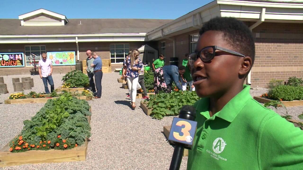 Virginia Beach elementary school garden club honored at last-day-of-school awardceremony