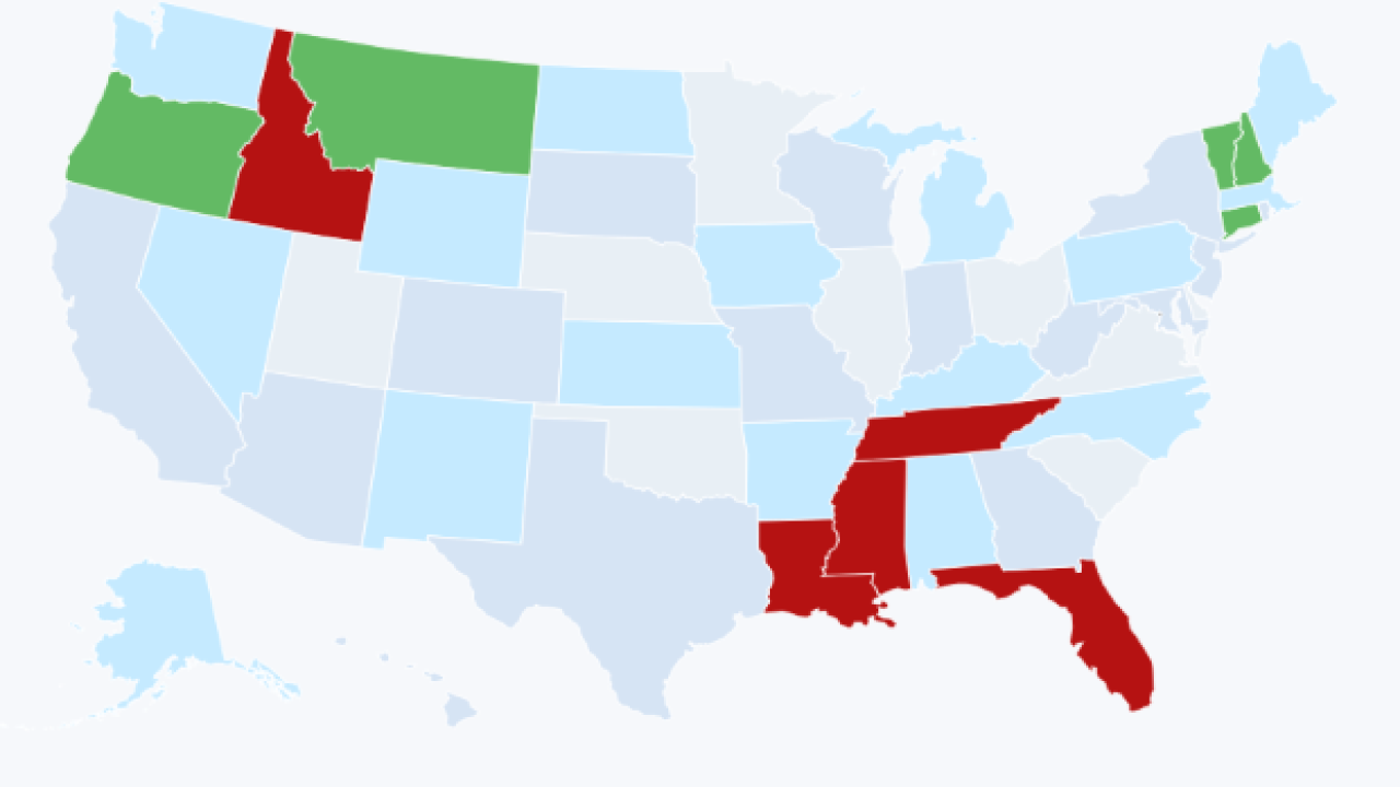 Florida Driving Map.Study Finds Florida Drivers Second Worst In Nation In Using Phones