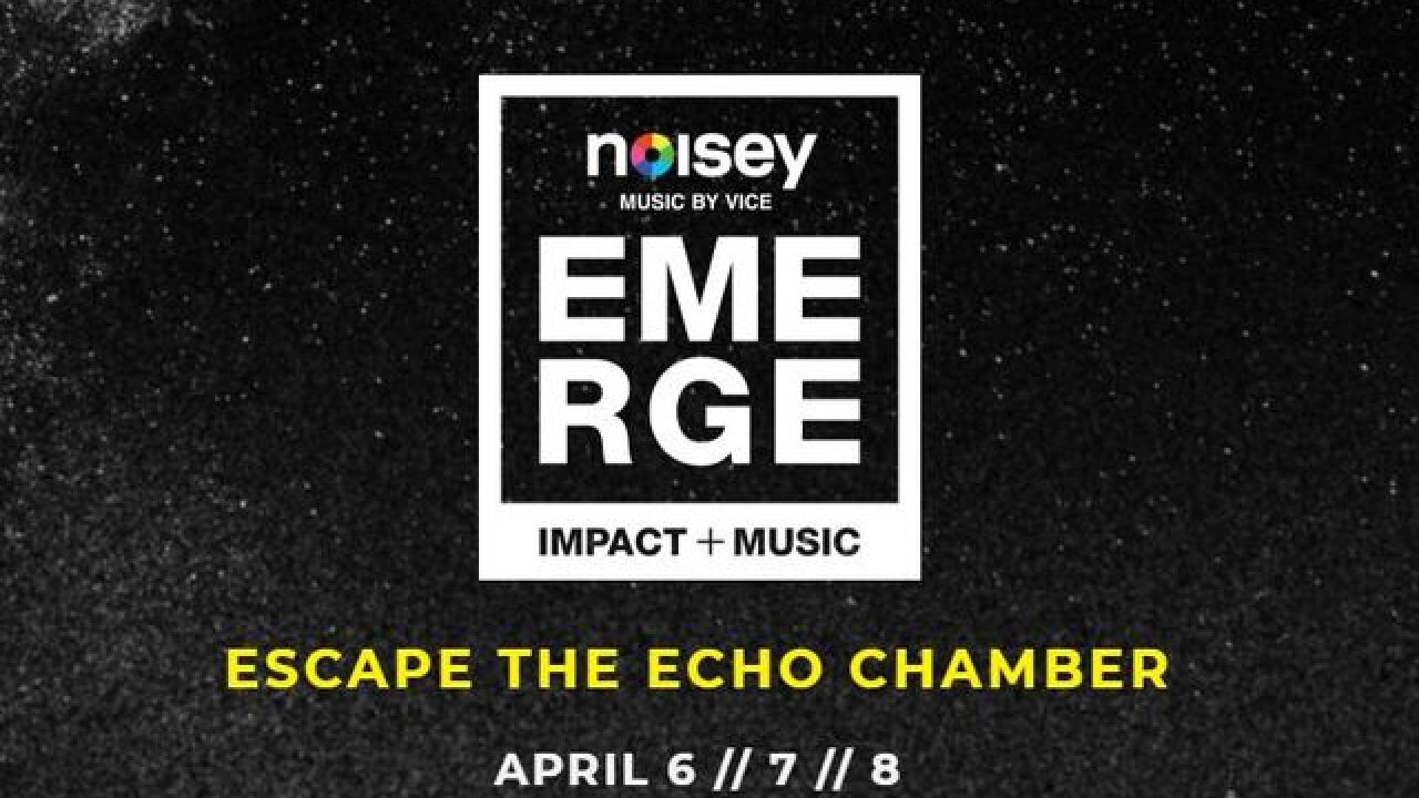 EMERGE festival will bring 3 days of music, art and activism to Las Vegas