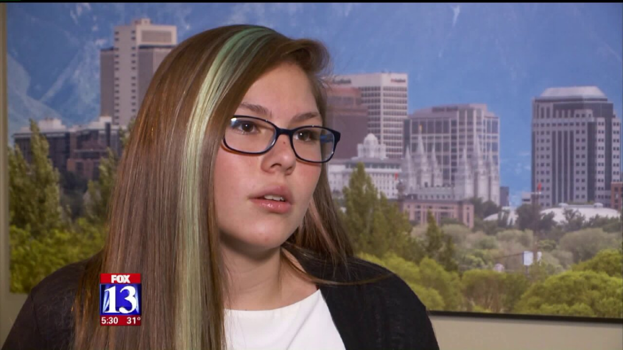 Utah judge grants temporary order allowing teen girl to wrestle on junior highteam