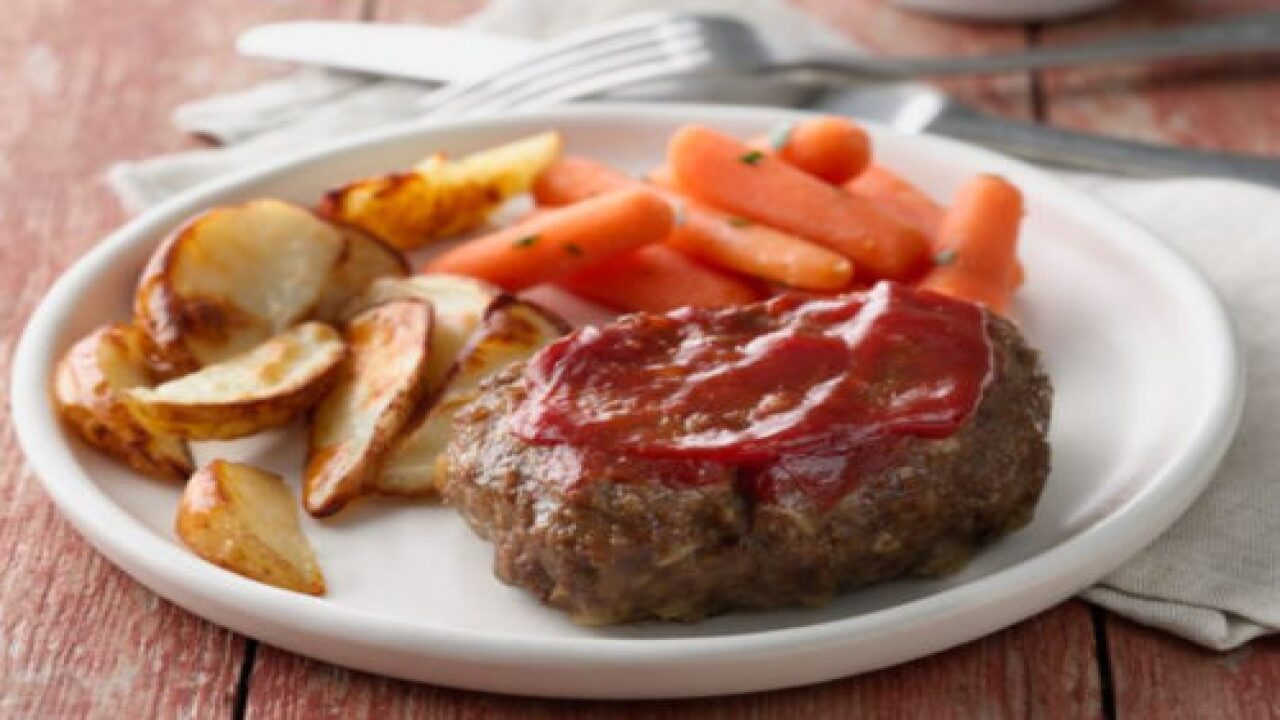 These Meatloaf Dinner Foil Packets Are Perfect For Your Next Camping Trip