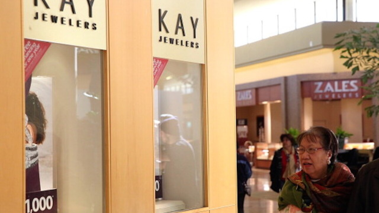 Kay Jewelers accused of swapping diamonds