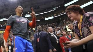 Westbrook Jazz fan