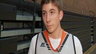 KOAA Athlete of the Week: Matthew Ragsdale, Lewis-Palmer Basketball
