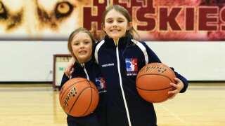 Hoops runs in the family for Belt's Graham sisters