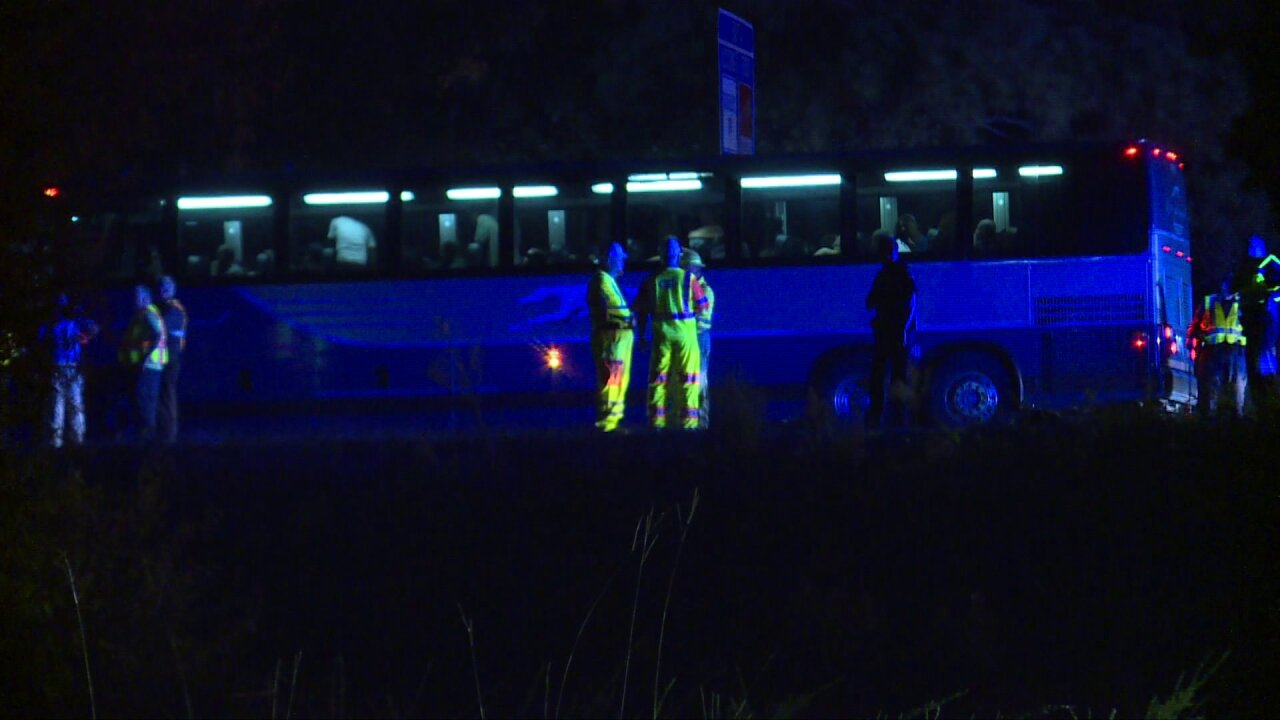 Police identify man killed on I-95 after after 'chaotic and violent' outburst onbus