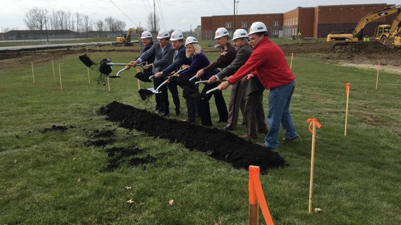 Hamilton Co. jail expansion construction begins