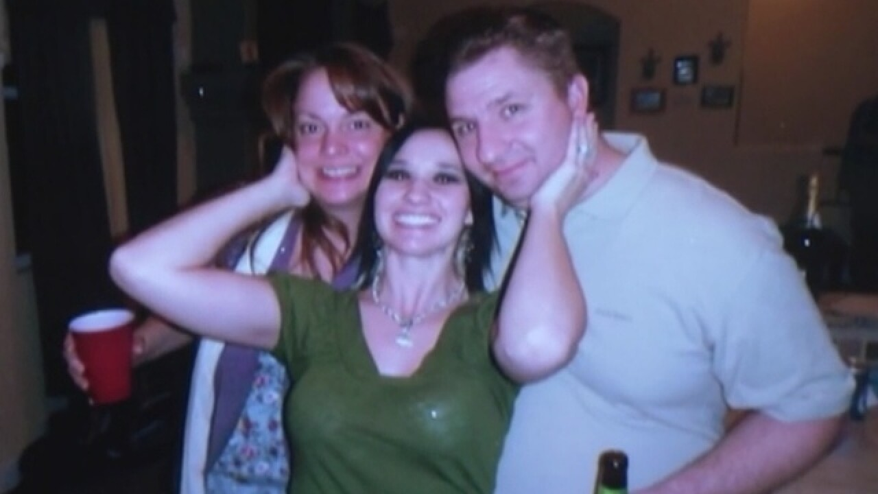 PHOTOS: Ashley Fallis at party before she died