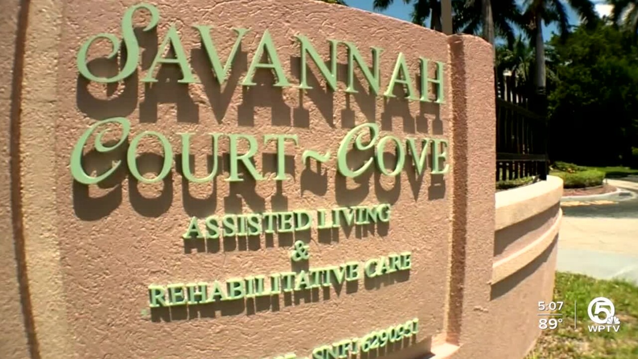 Savannah Court of the Palm Beaches in West Palm Beach on July 29, 2021.jpg