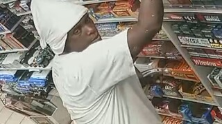 Marathon Gas Station burglary