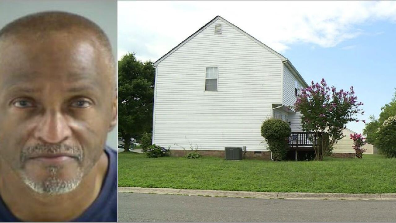 Dad charged with murdering stepson at Henrico home
