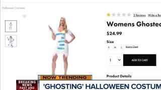 Ghosting costume making headlines