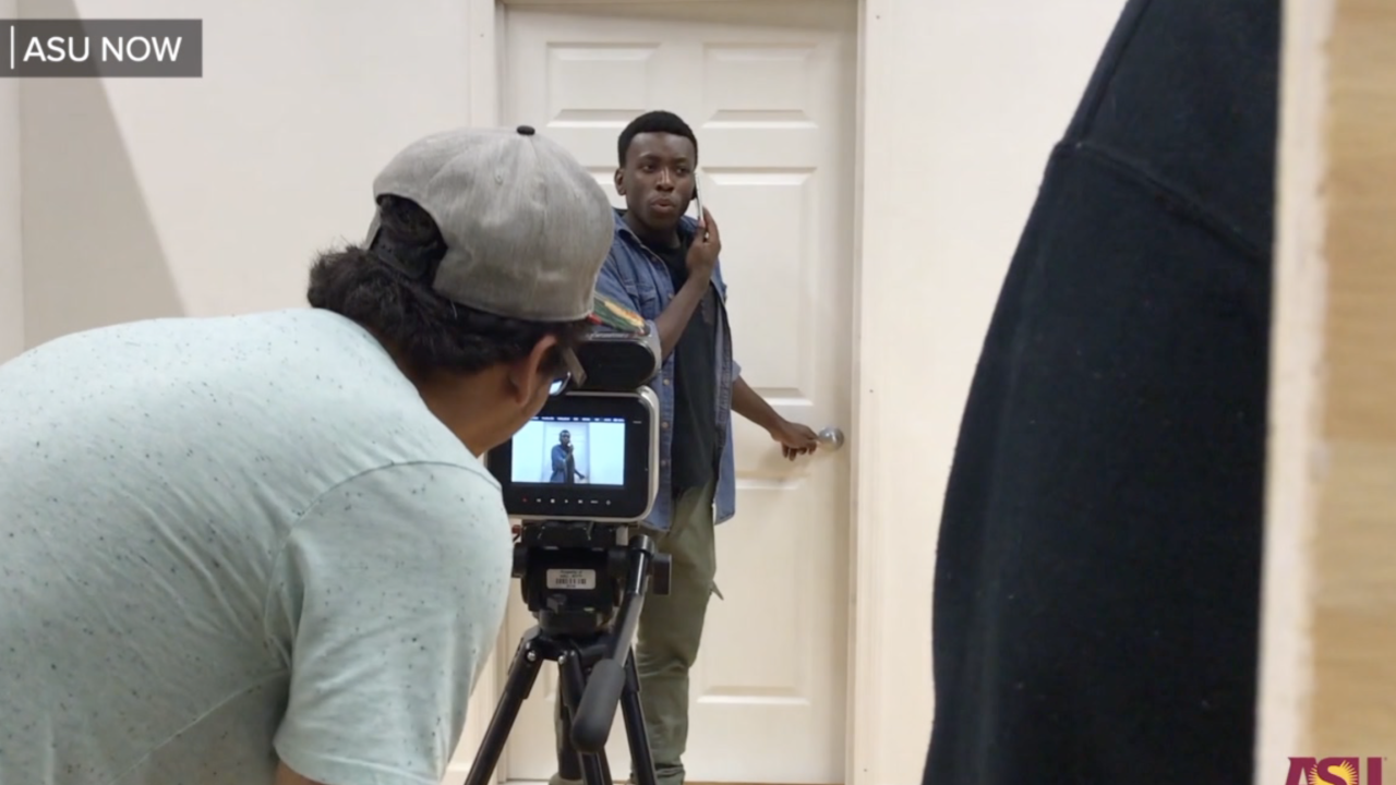ASU film school